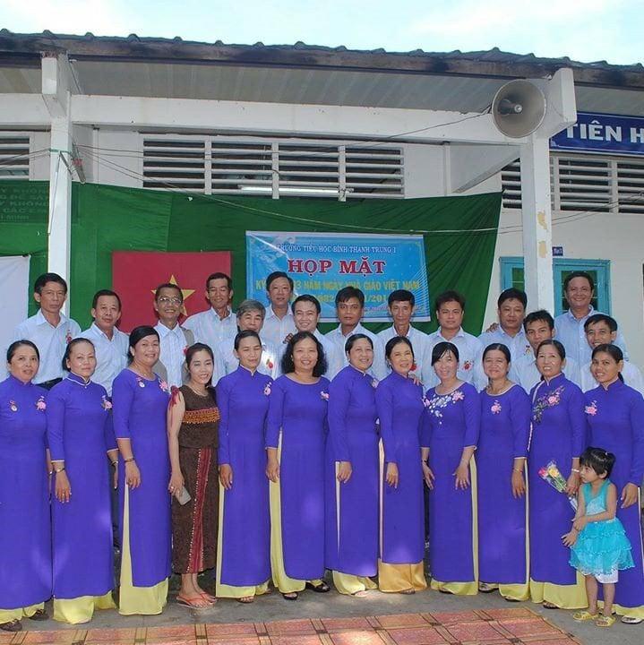Tiểu học Bình Thạnh Trung 1